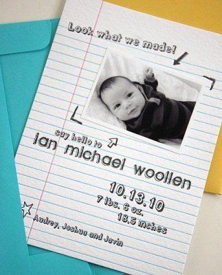 anuncio bebe cuaderno