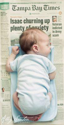 anuncio bebe diario