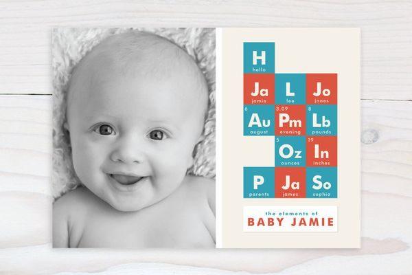 anuncio bebe table periodica