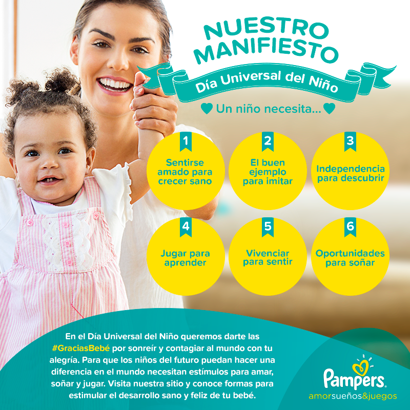 Manifiesto Pampers