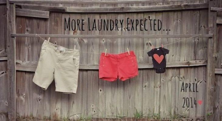 anuncio embarazo lavado