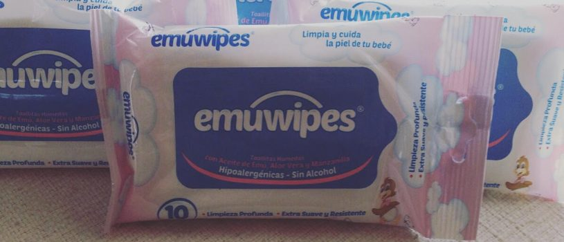 emu wipes