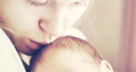 olor a bebe recien nacido