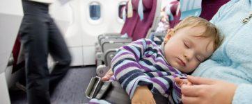 viajar con bebes por primera vez