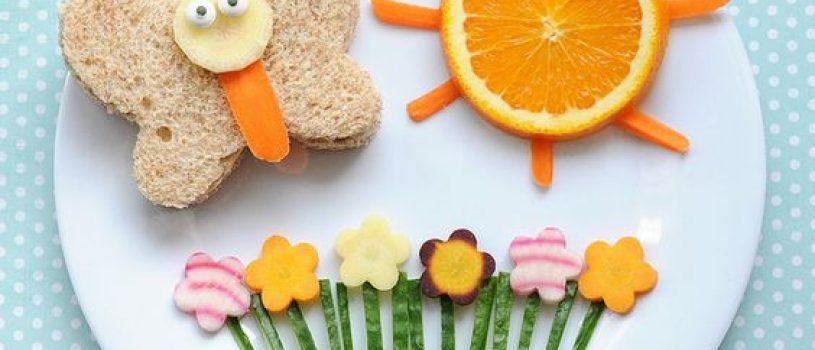 colaciones saludables para ninos pequenos