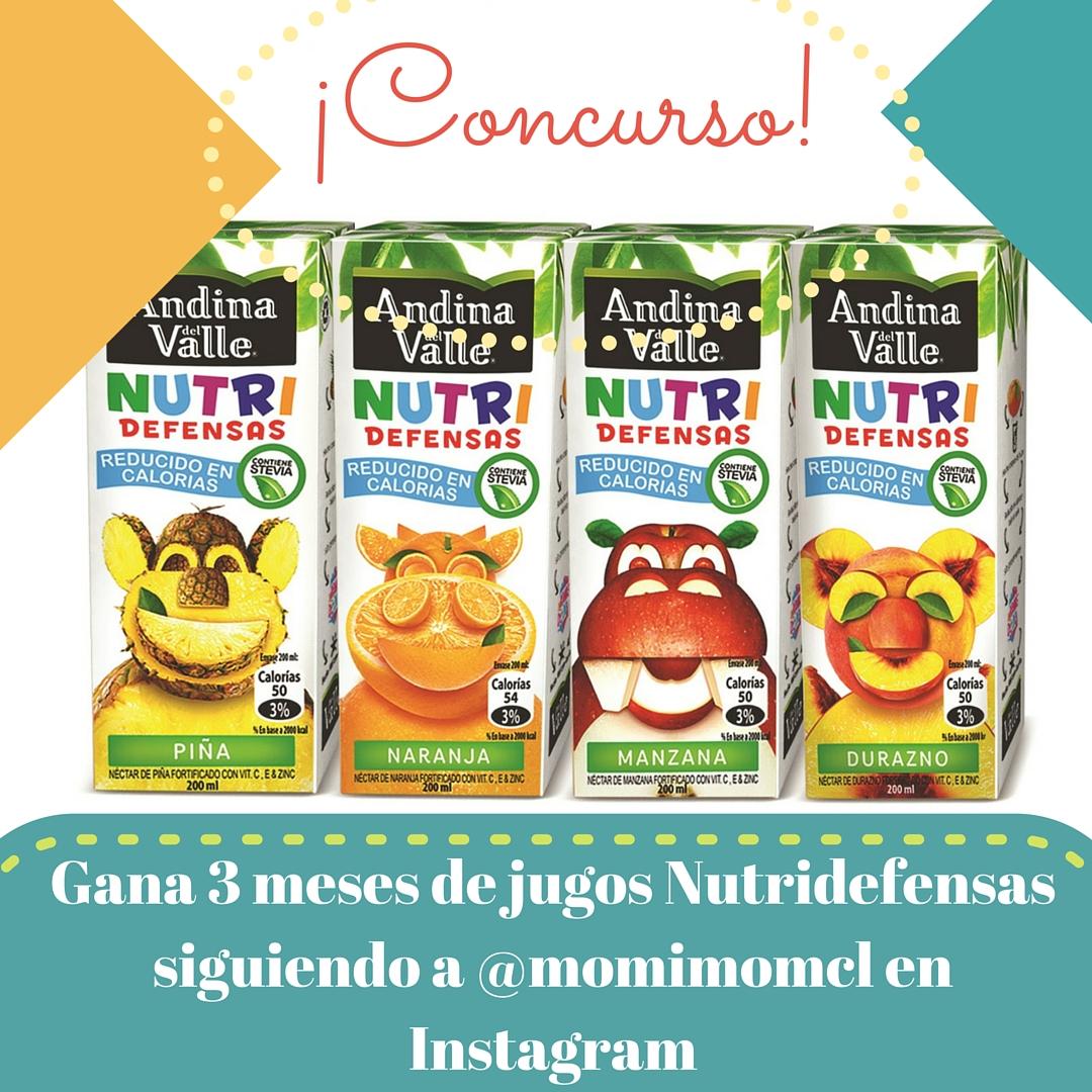 concurso andina 3 meses nutridefensas