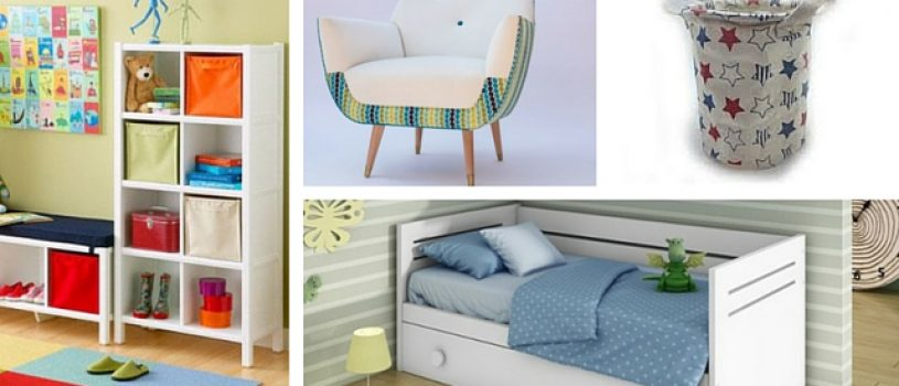 7 objetos y muebles que son una inversión para la pieza de los niños ...