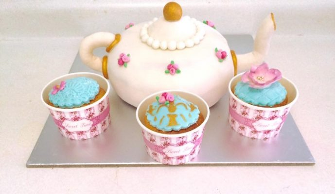 Torta tetera