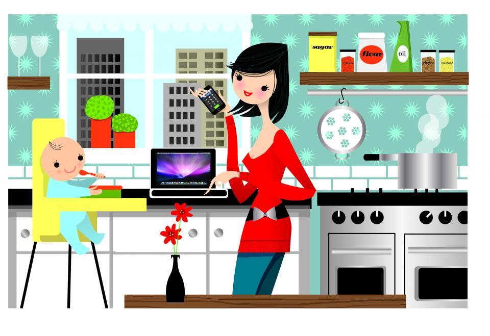 5 frases que he escuchado siendo mam que trabaja desde la casa momimom - Trabaja en casa ...