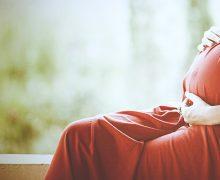 embarazada y cuerpo