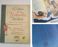 libro virtudes para ninos