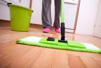 limpiar el piso