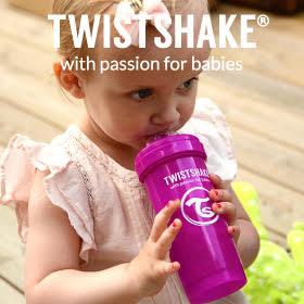 Twistshake - con pasión para bebés