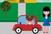 esenciales viaje en auto ninos