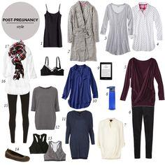 ropa post parto 7