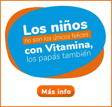 Vitamina | Salas Cuna y Jardines Infantiles