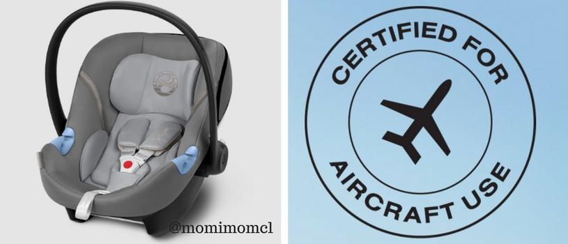 Seguridad infantil se puede llevar la silla nido o for Sillas para guaguas