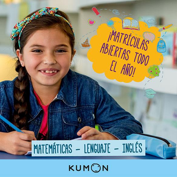 Kumon Chile - Matrículas abiertas